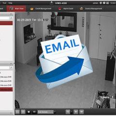 iVMS-4200 notificación por email