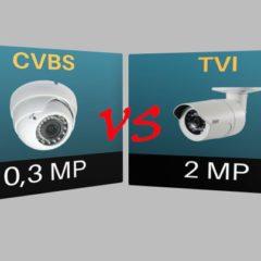 CVBS x TVI