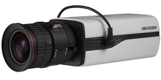 Cámara Box Hilvision con PoC