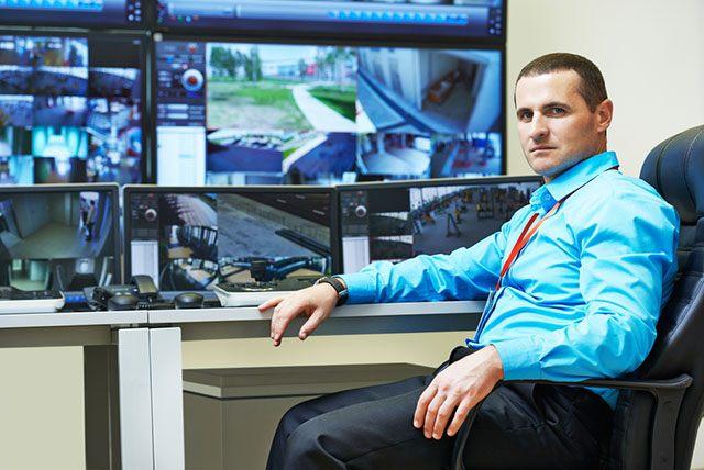 Central de monitoramento