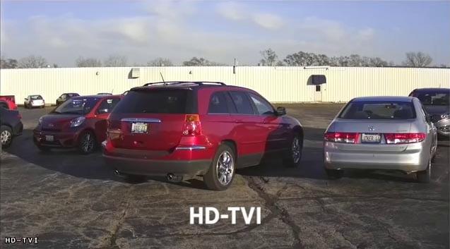 HD-TVI camera
