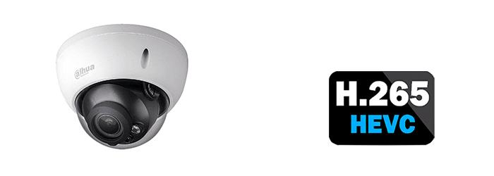 Dahua H.265 IP camera