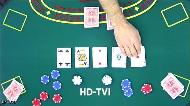 HD-TVI colors