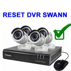 Reset del DVR Swann