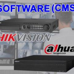 CMS para Hikvision y Dahua