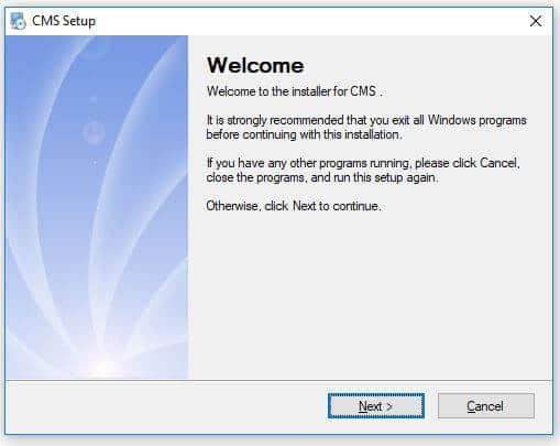 Software installation 02