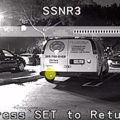SSNR en la cámara de CCTV
