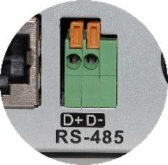 Conector RS-485