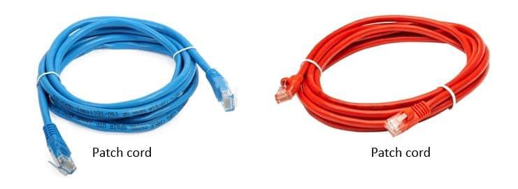 Cables UTP (patch cords)
