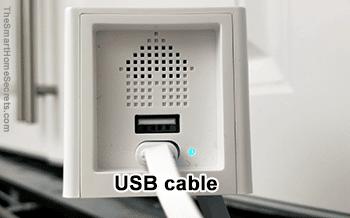 Cable USD de la Wyze Cam