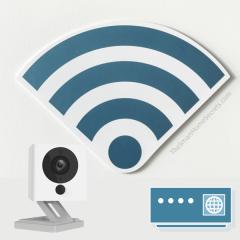 Como cambiar el WiFi de la Wyze Cam
