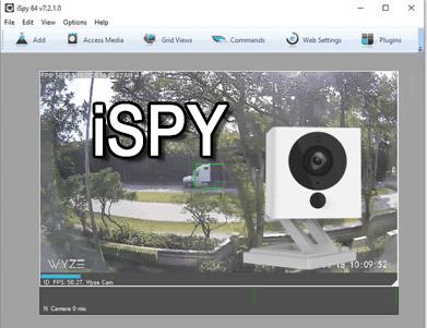 Cómo configurar la Wyze Cam en iSpy