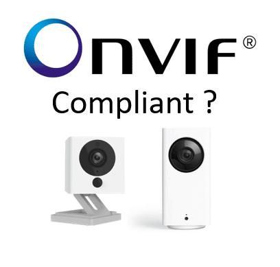 Wyze Cam funciona con ONVIF ?