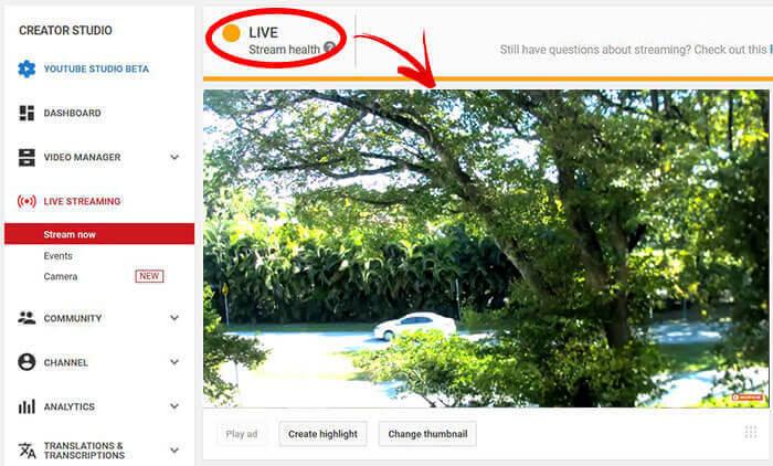 Wyze Cam en YouTube