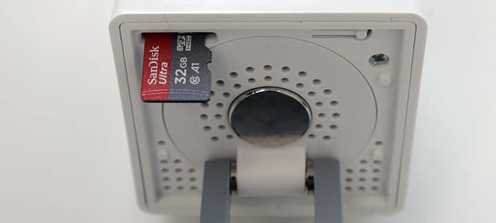 Tarjeta Micro SD para la Wyze Cam