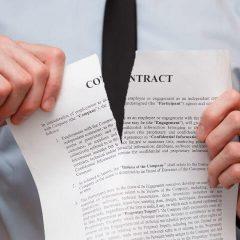 Cómo cancelar un contrato de cámara de seguridad