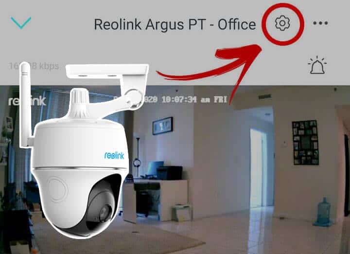 Cómo configurar correo electrónico en la cámara Reolink