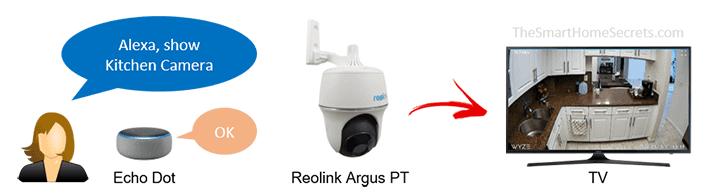 Recolink y Akexa pueden comunicarse