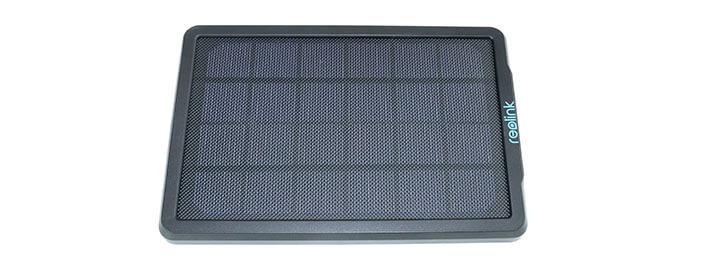 Panel solar de Reolink
