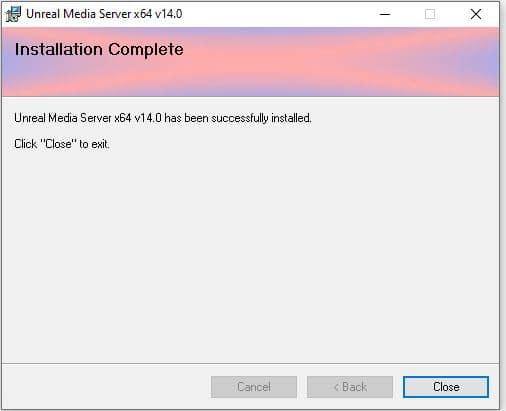 Unteal Media Server - Instalación 06