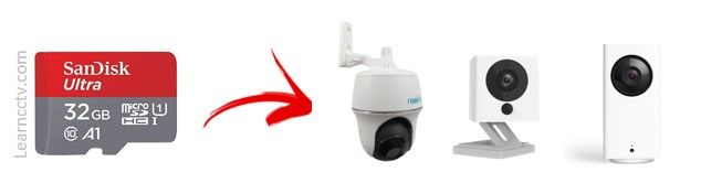 Best Micro SD Card for Security Cameras