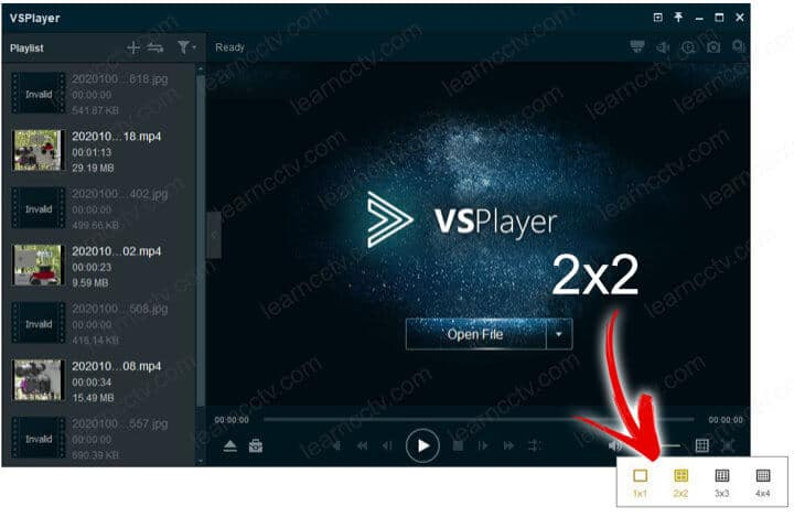 Hikvision VSPlayer Matrix