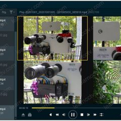 Hikvision-VSPlayer-Multiple-videos