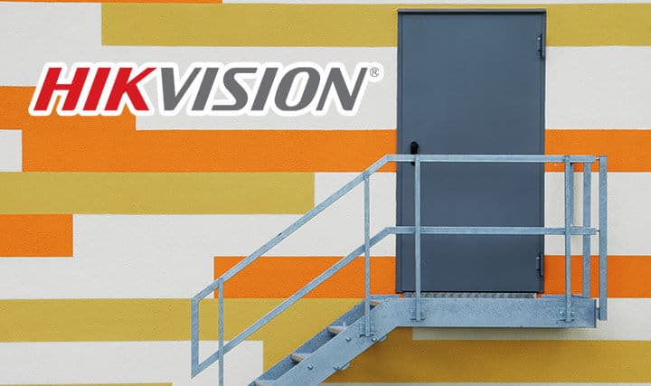 Hikvision backdoor