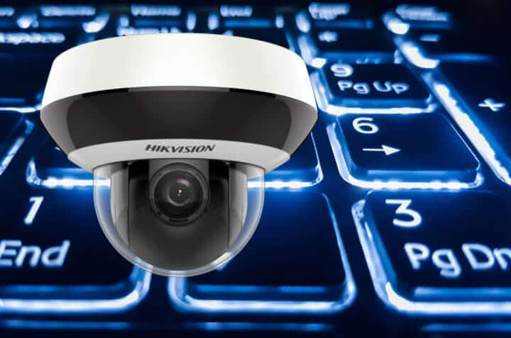 how to tell if a security camera is fake