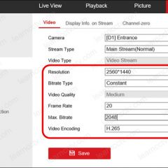 Hikvision-error-code-800-quality-setup