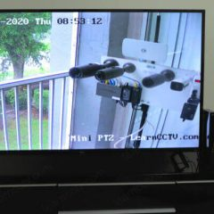 IP-camera-connected-to-a-TV