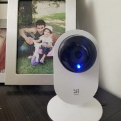 Yi-Home-Camera-with-blue-light
