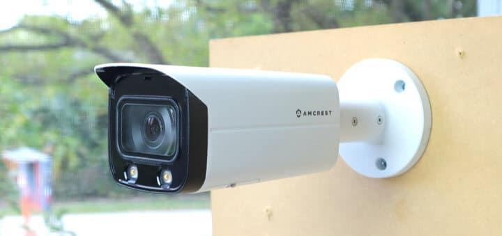 Amcrest Bullet Camera