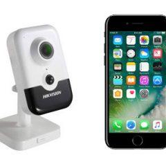 Hikvision-WiFi-camera-setup-via-smartphone