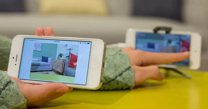 Manything App para convertir tu celular en cámara de seguridad