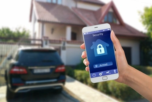 Security System App